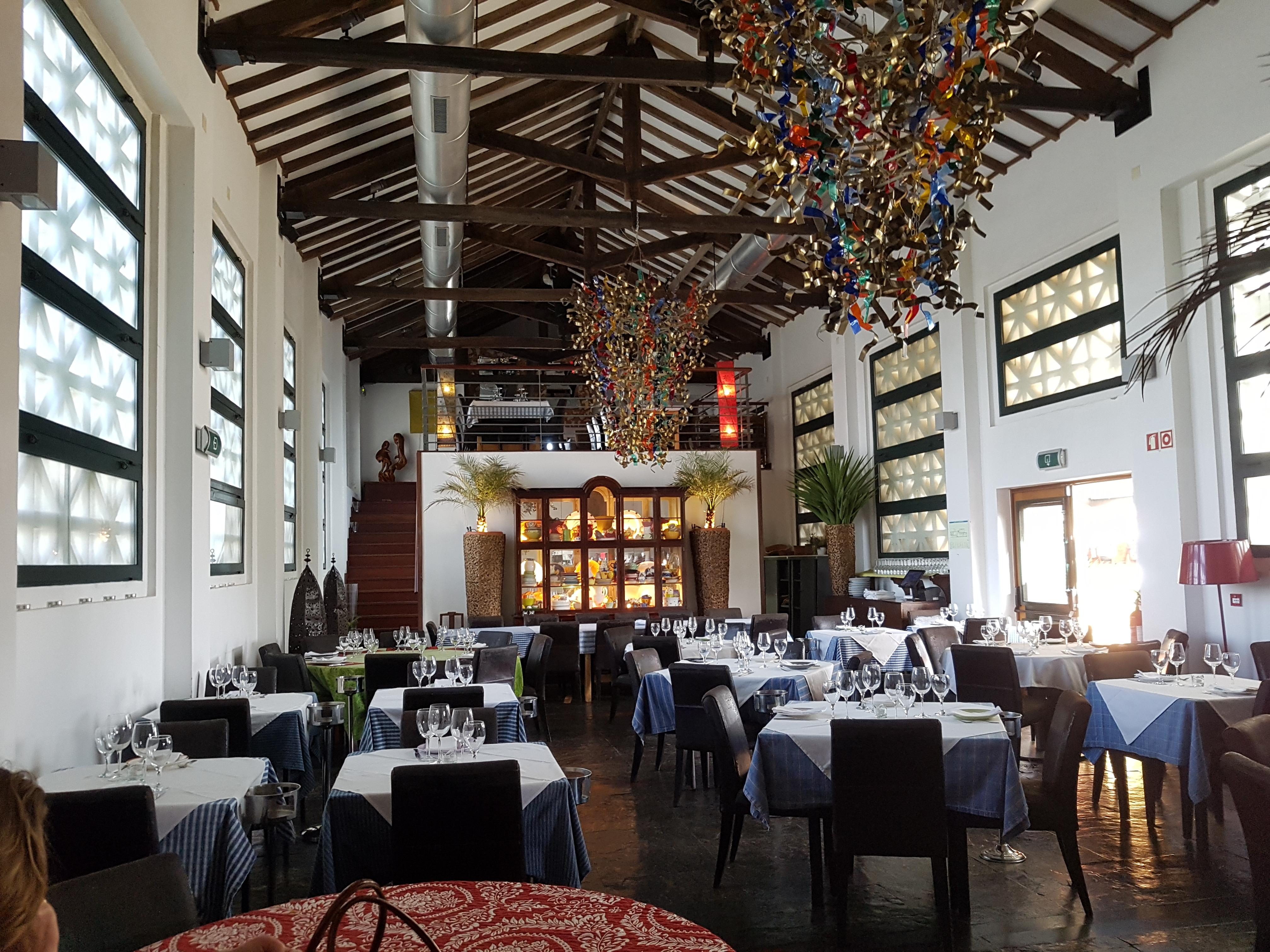 Restaurante Museo do Arroz (Comporta)