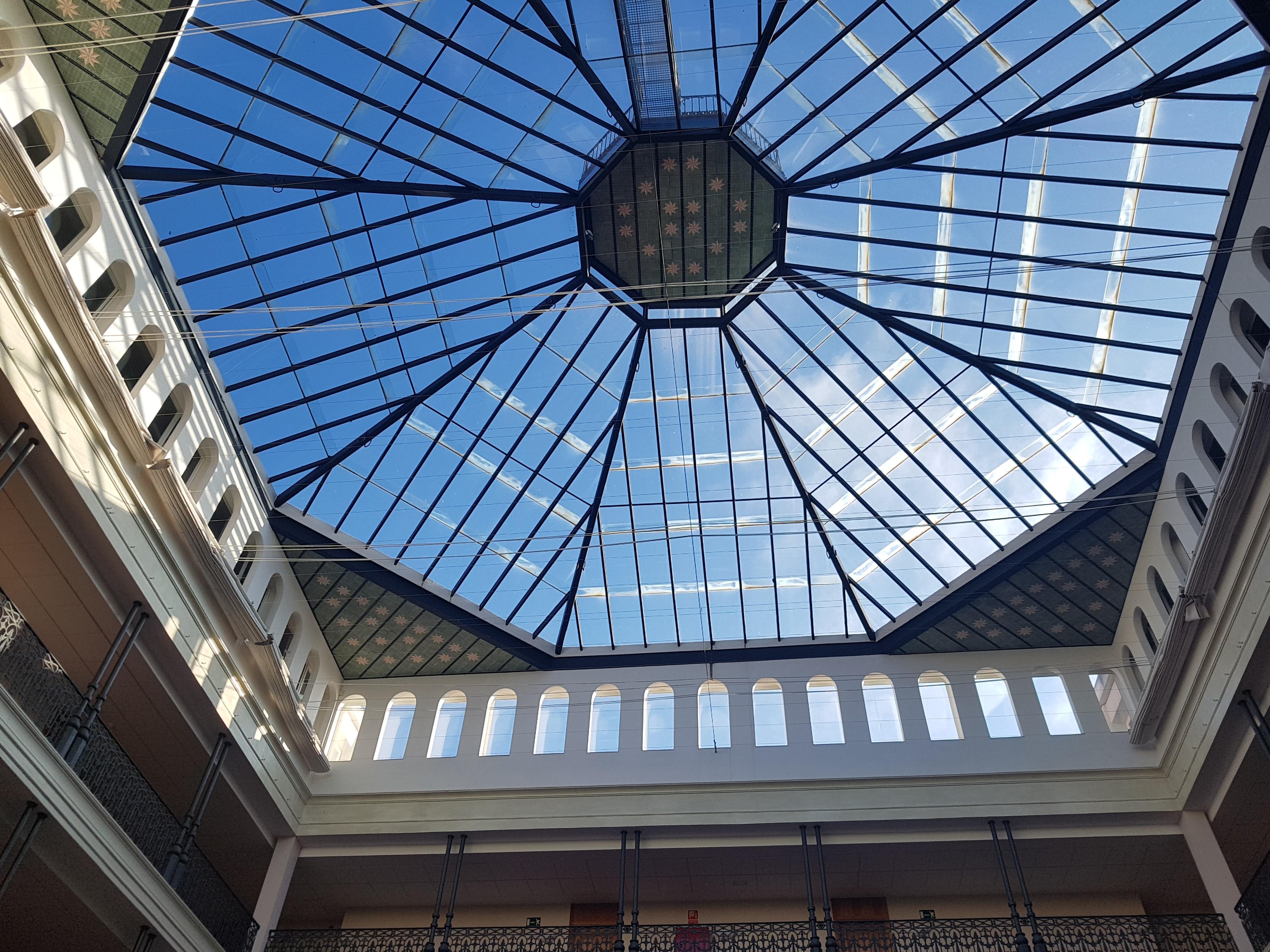 Cúpula del Balneario de Alange